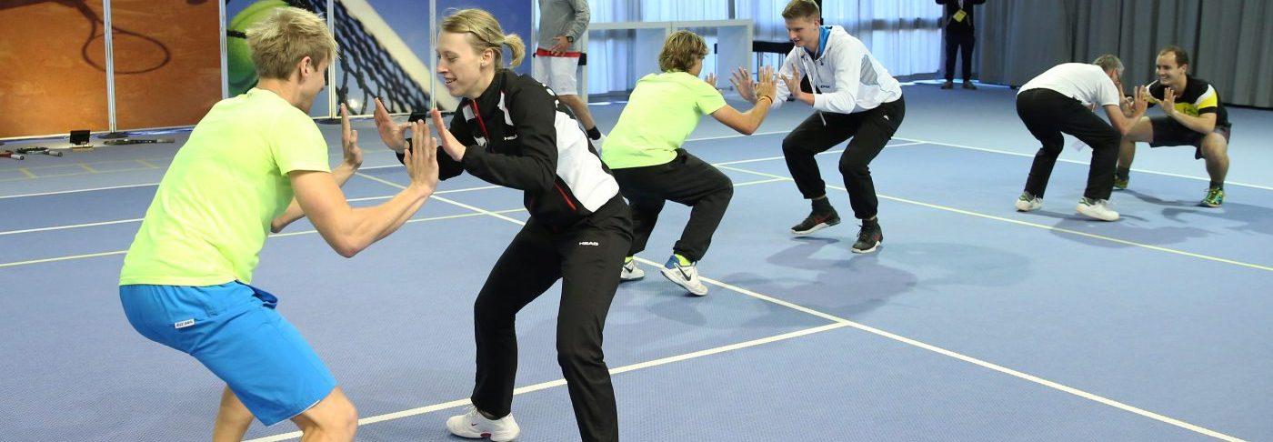 Gesundheitssport Tennis